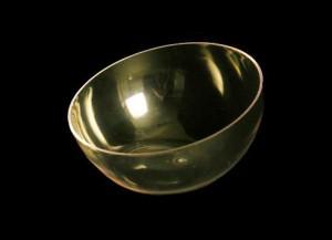 vetrine - mezza sfera piatto